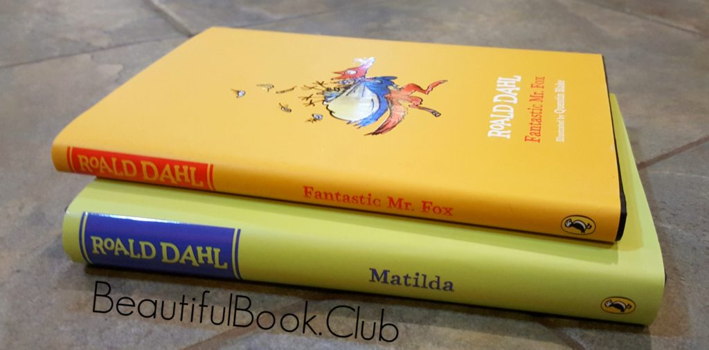 Fantastic Mr. Fox Penguin Classic by Roald Dahl