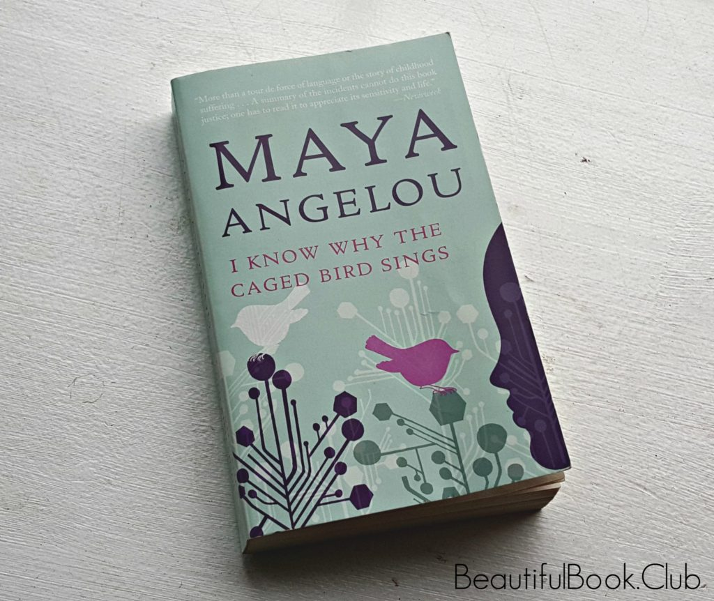 An analysis of i know why the caged bird sings a biography of maya angelou