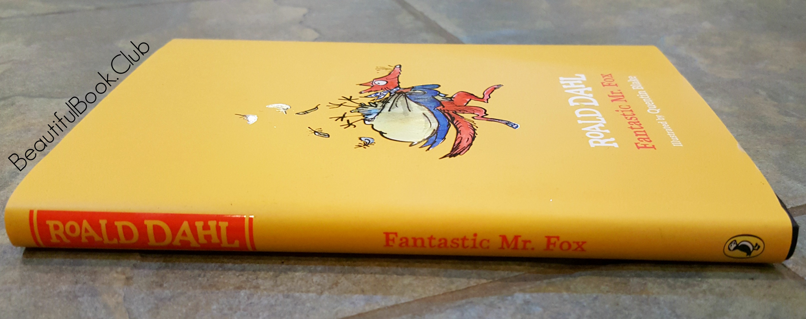Roald Dahl Fantastic Mr. Fox Classic
