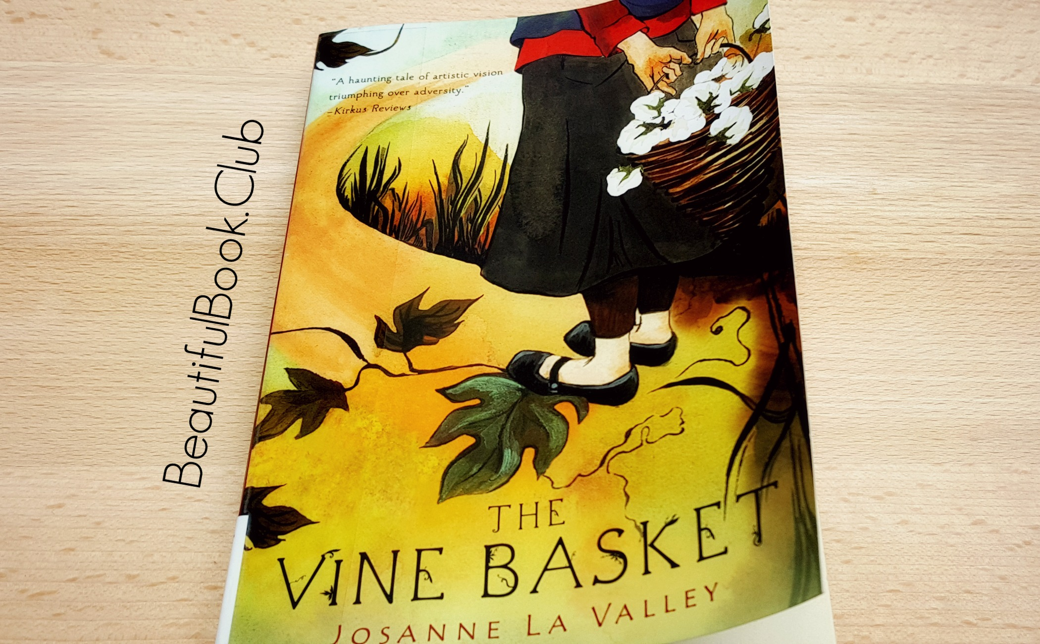 The Vine Basket book cover image
