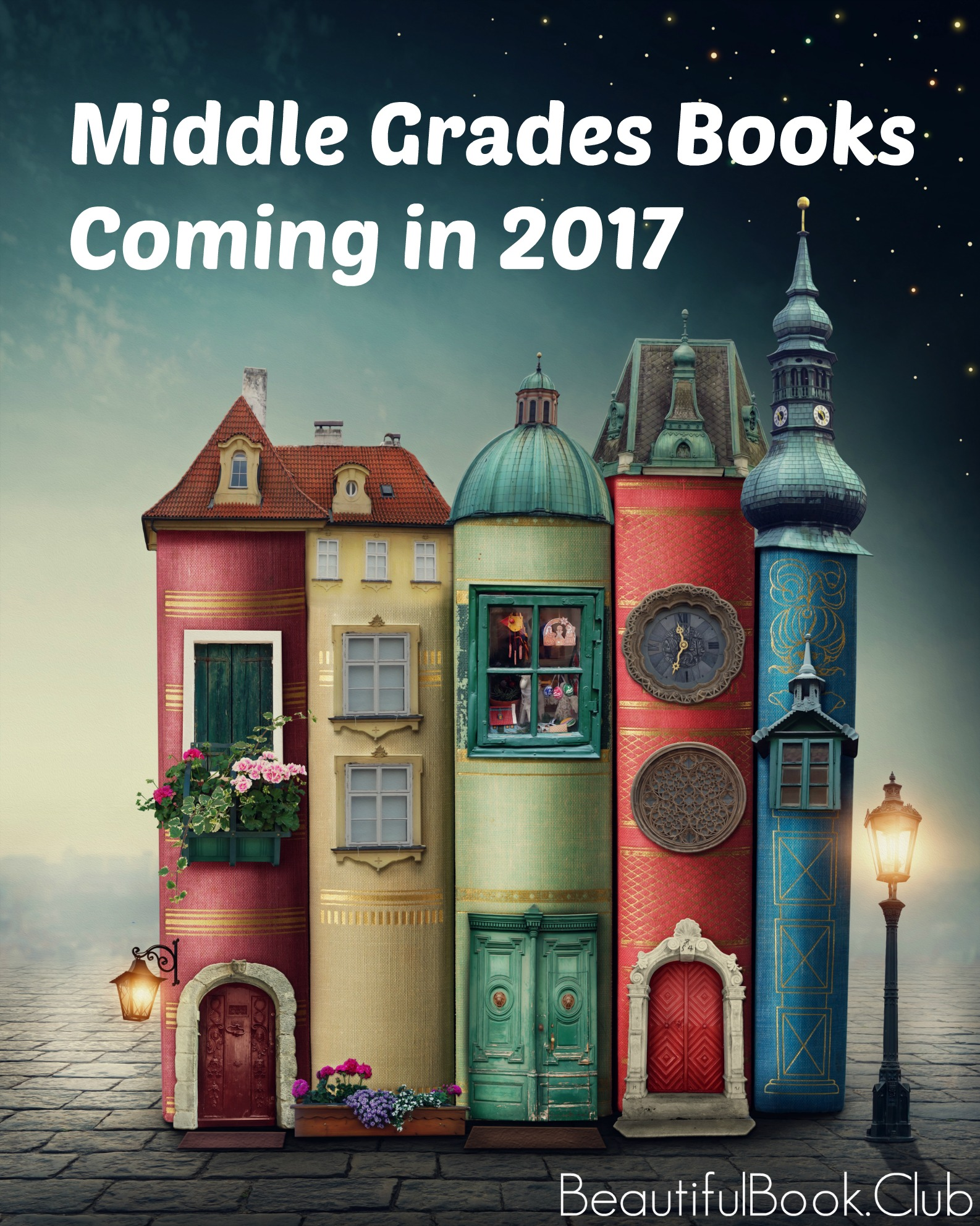 Middle Grades Books Coming In 2017 featured image