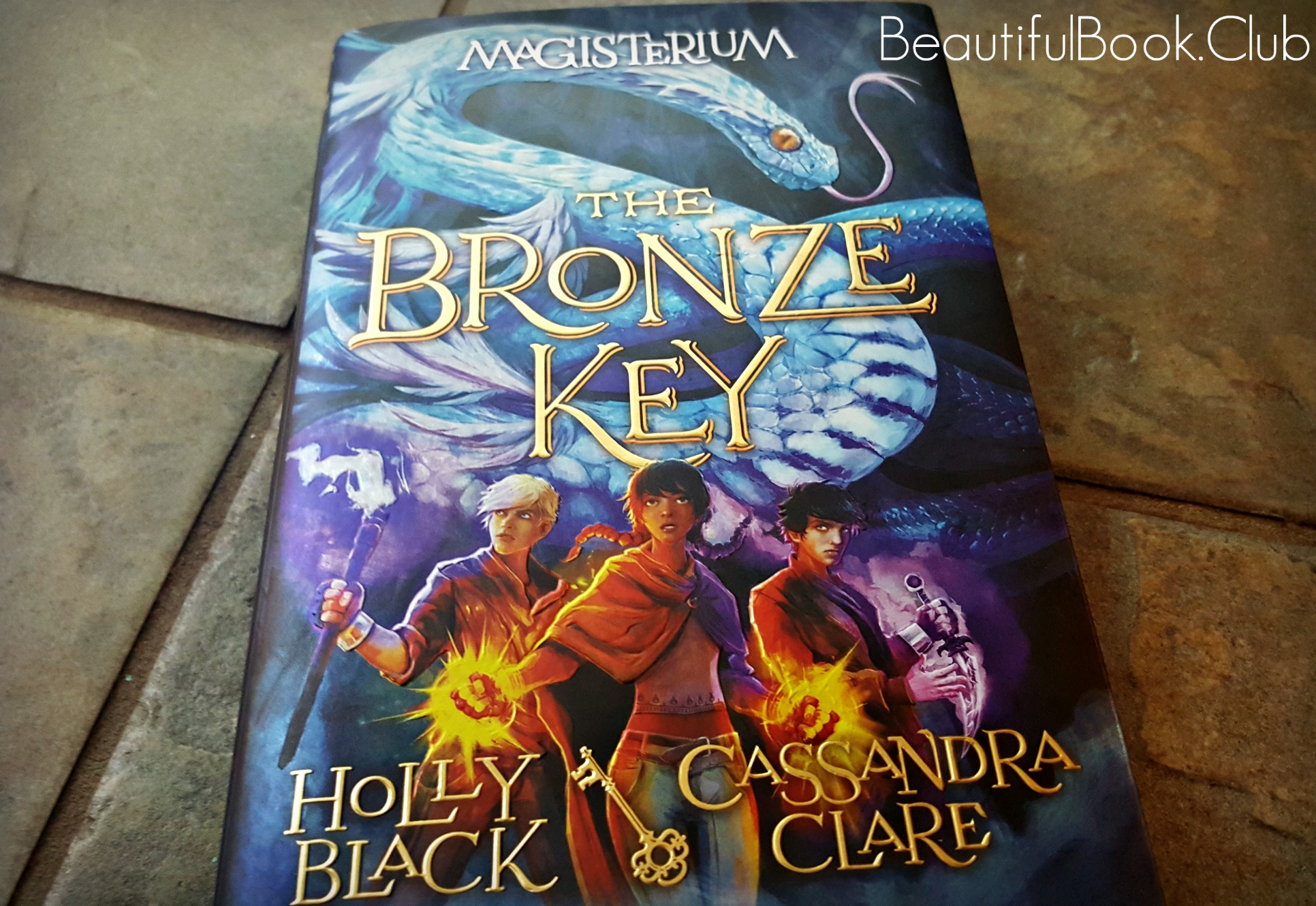 The Bronze Key front cover