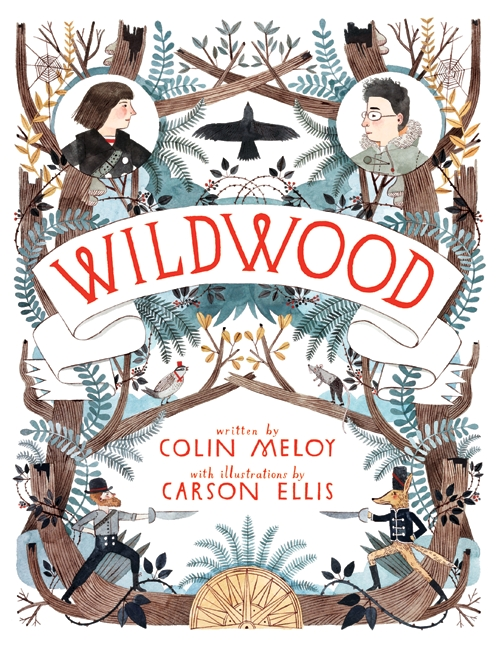 Wildwood Book Cover