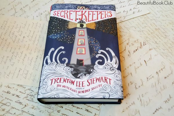 The Secret Keepers front cover