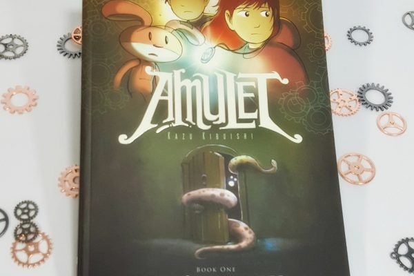 Amulet: The Stonekeeper's Curse 2 by Kazu Kibuishi graphic novel