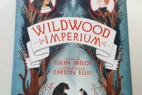 Wildwood Imperium front cover featured image