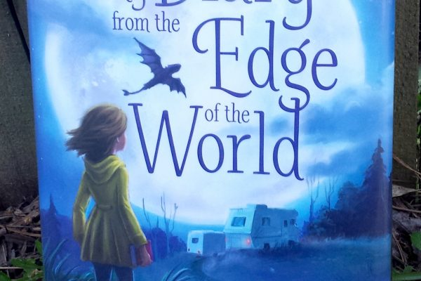 My Diary From The Edge Of The World front cover featured image