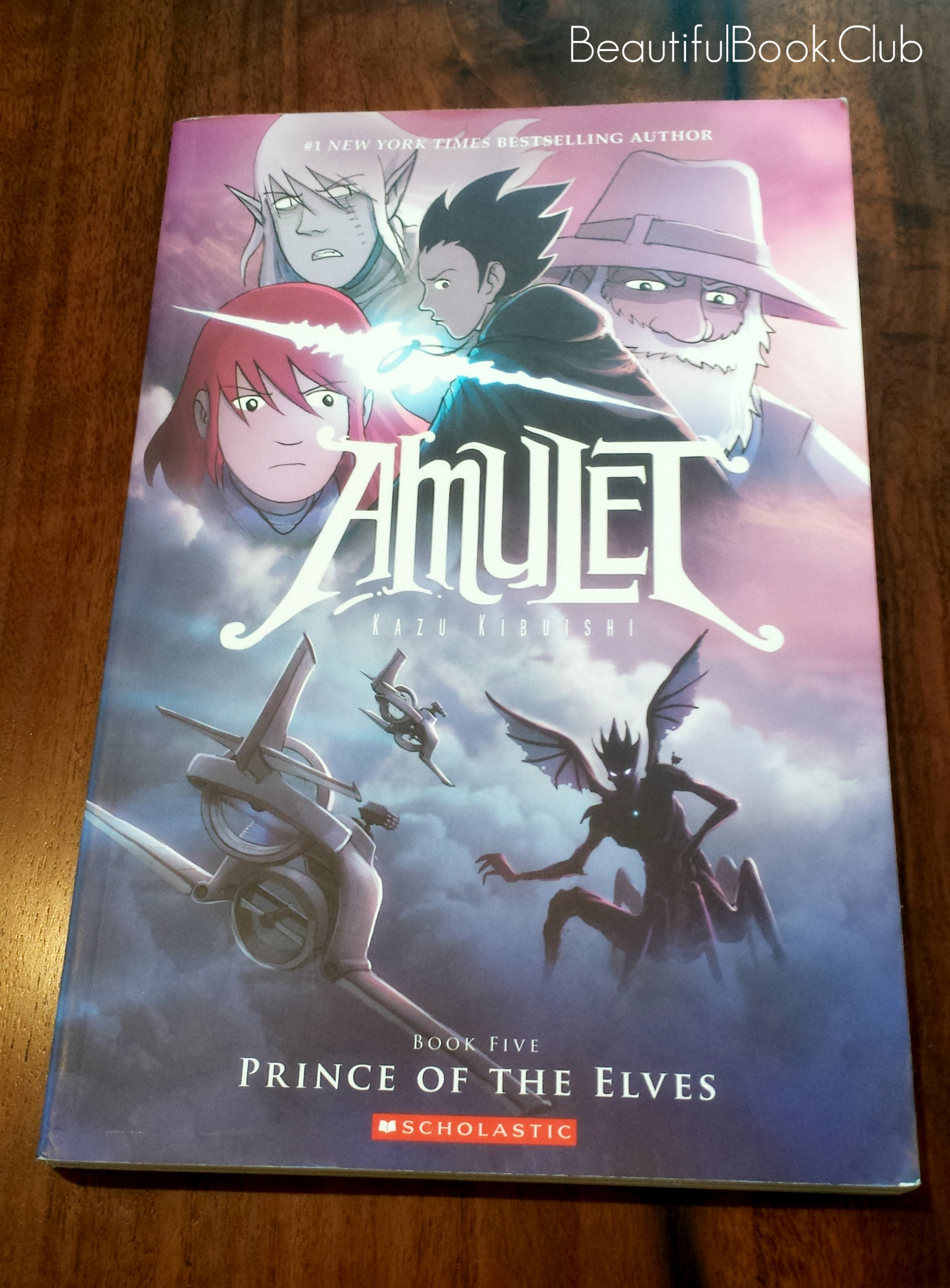 Prince Of The Elves front cover