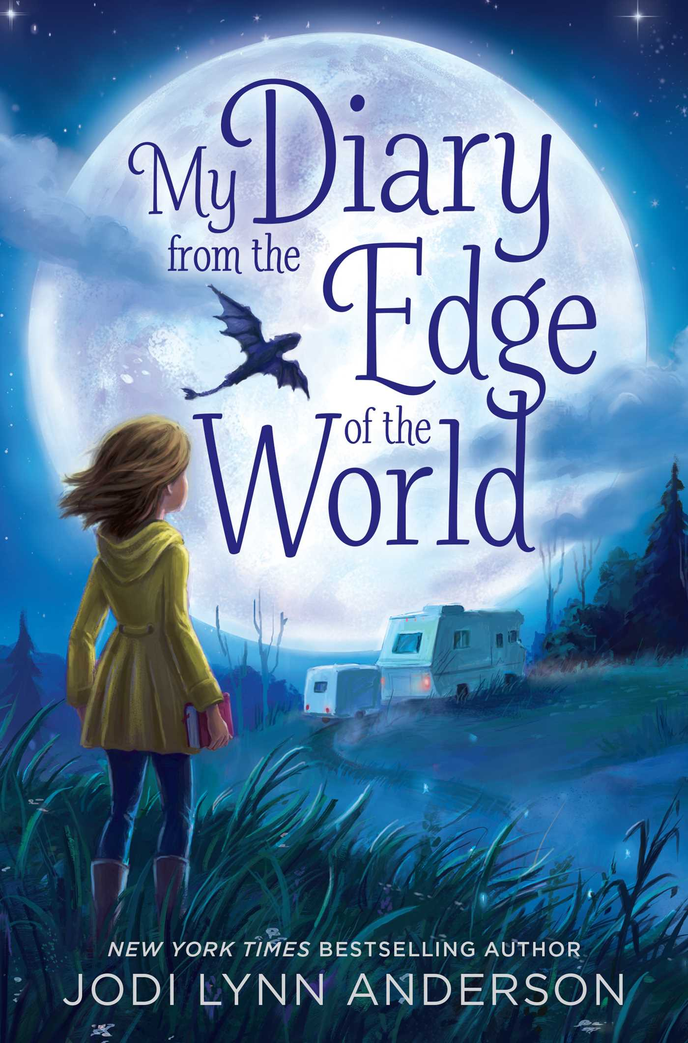My Diary From The Edge Of The World Book Cover