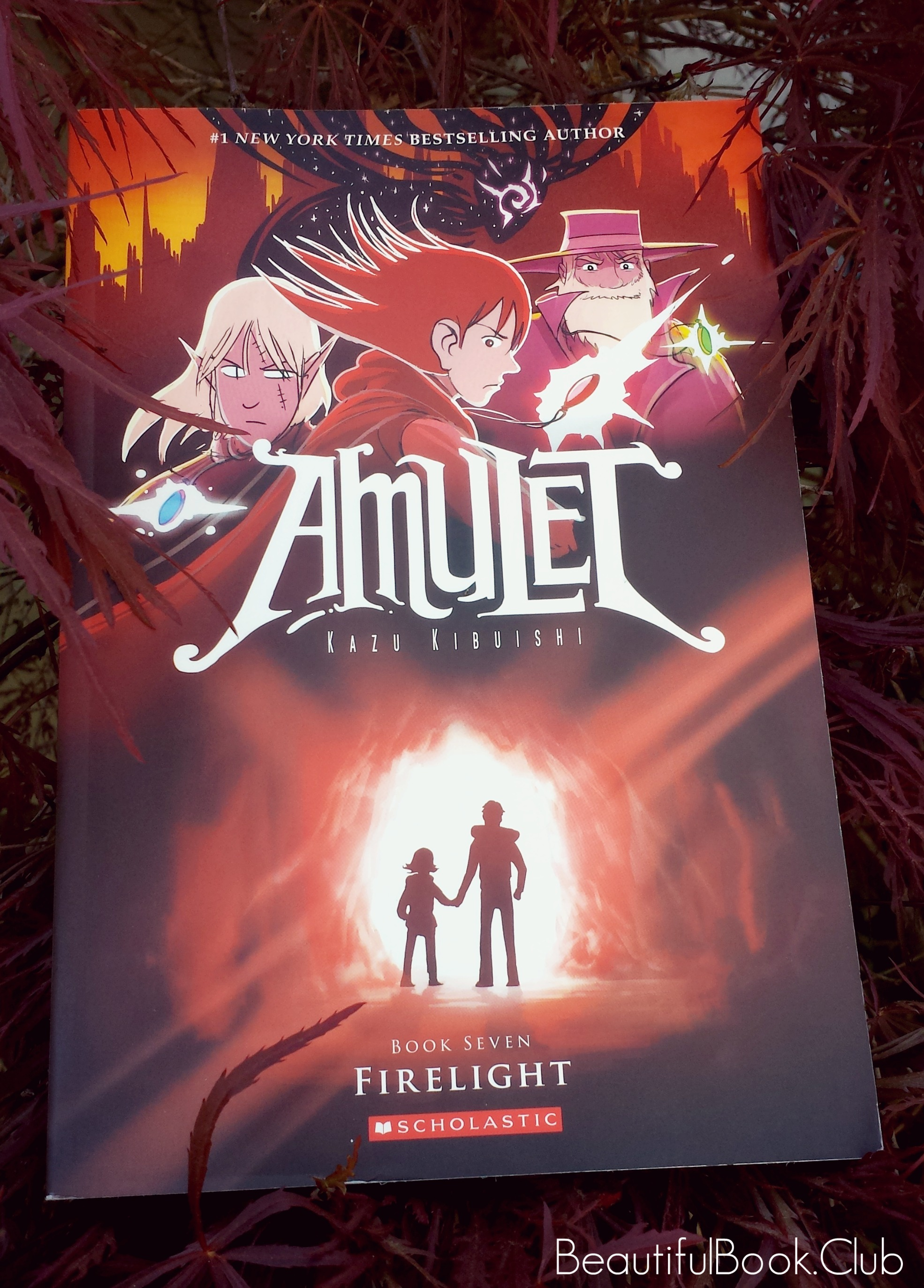Firelight front cover