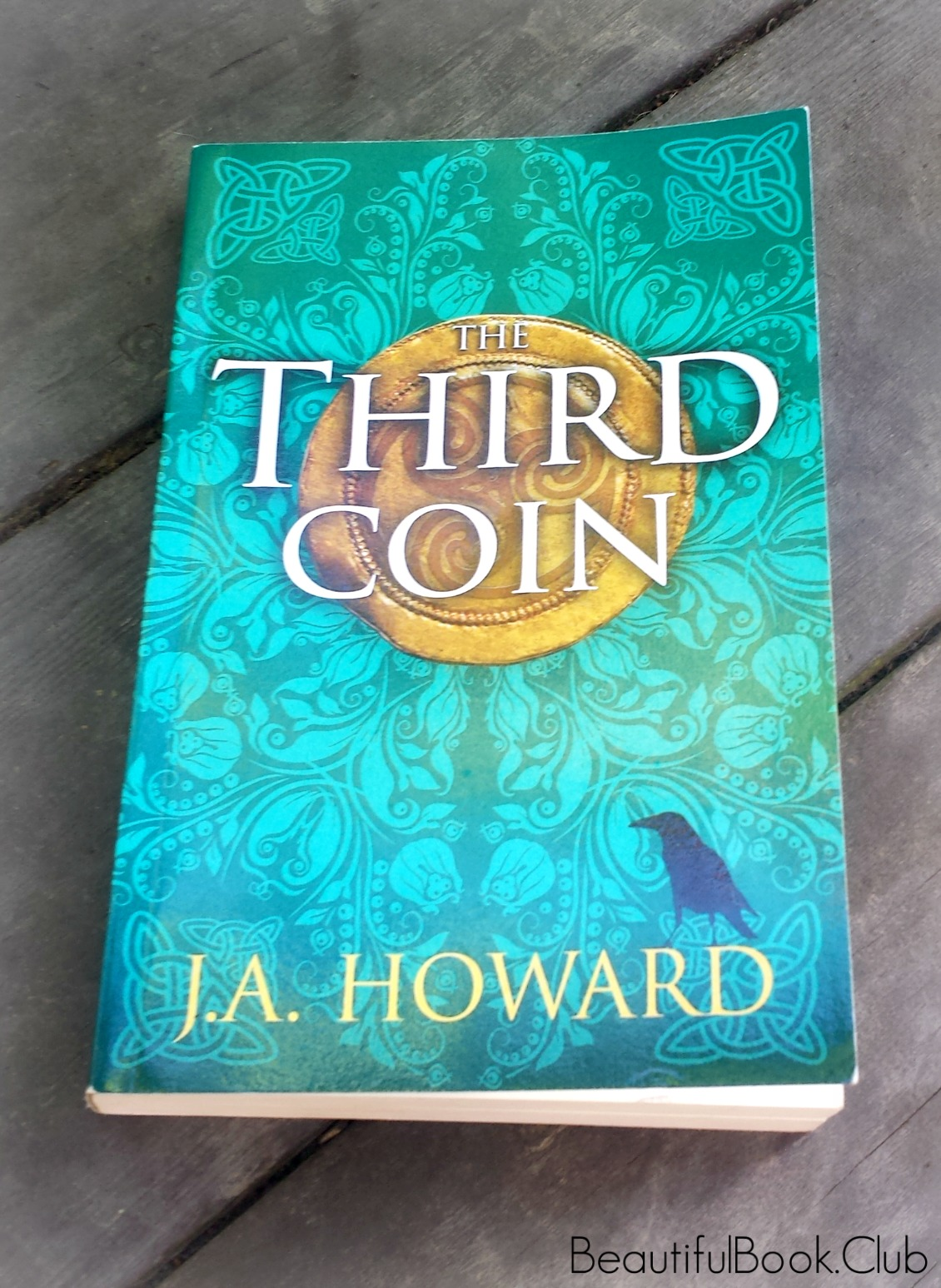 The Third Coin by J.A. Howard front cover