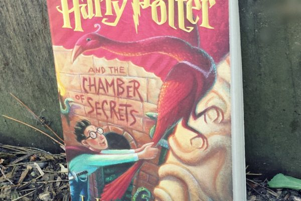 Harry Potter and the Sorcerer's Stone b J.K. Rowling front cover