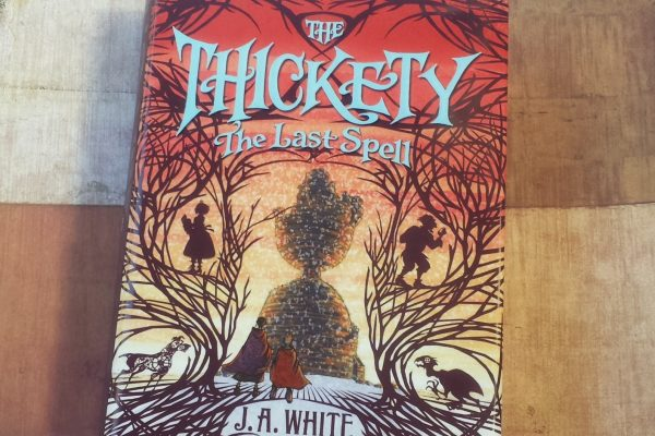 The Last Spell by J.A. White front cover