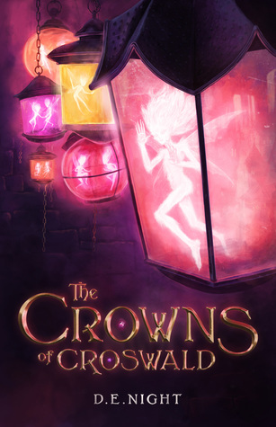 Crowns Of Croswald Book Cover