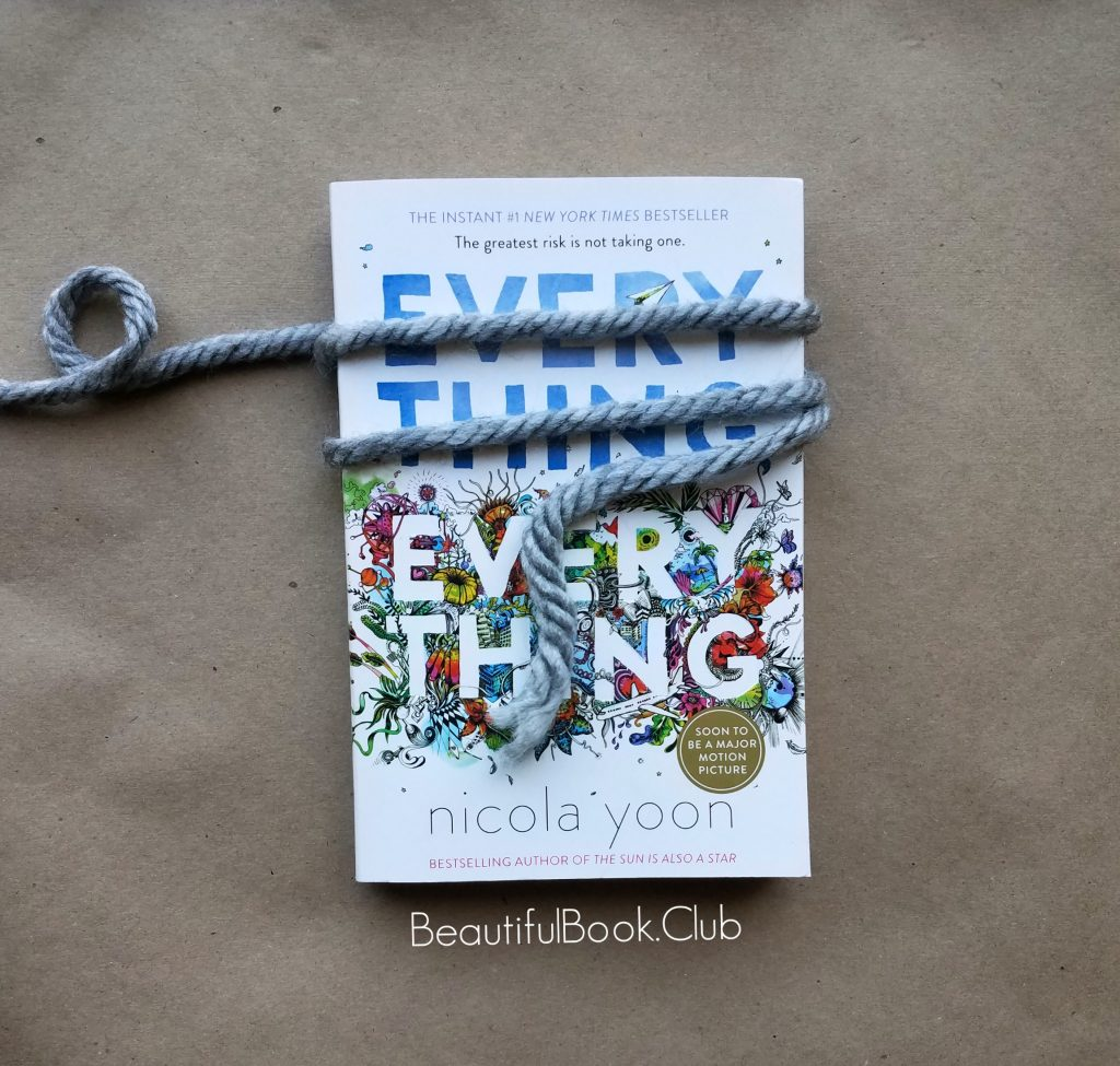 Everything Everything by Nicola Yoon 6