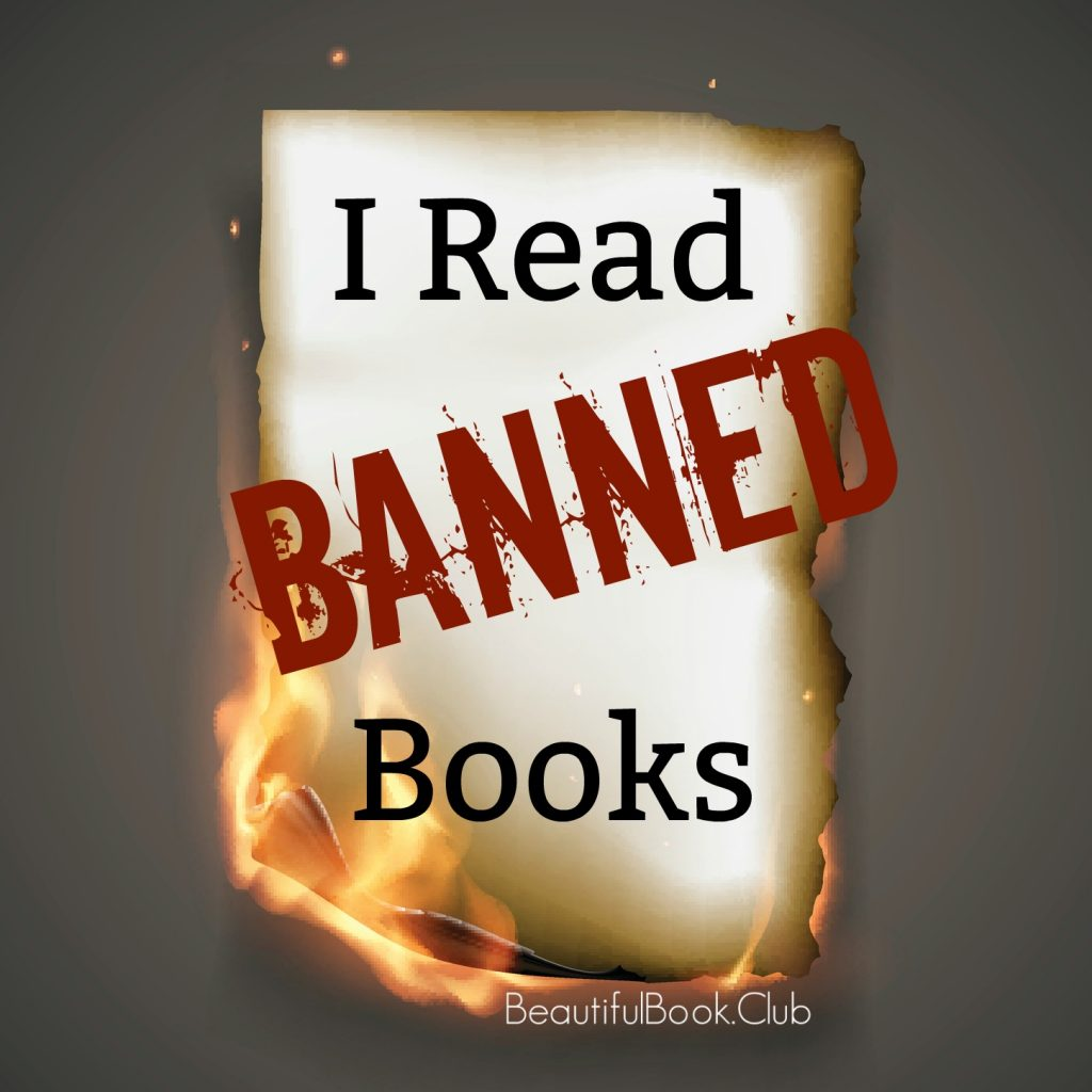 I read banned books badge large image