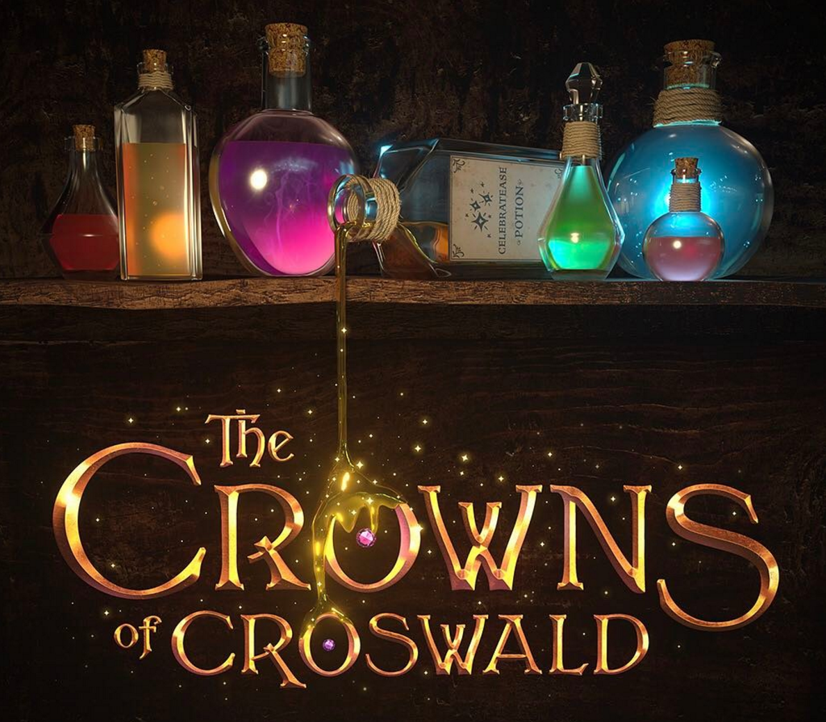 crowns of croswald book