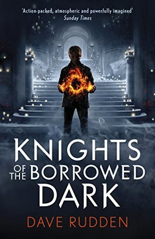 Knights of the Borrowed Dark Book Cover
