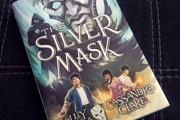 The Sliver Mask by Holly Black and Cassandra Clare front cover
