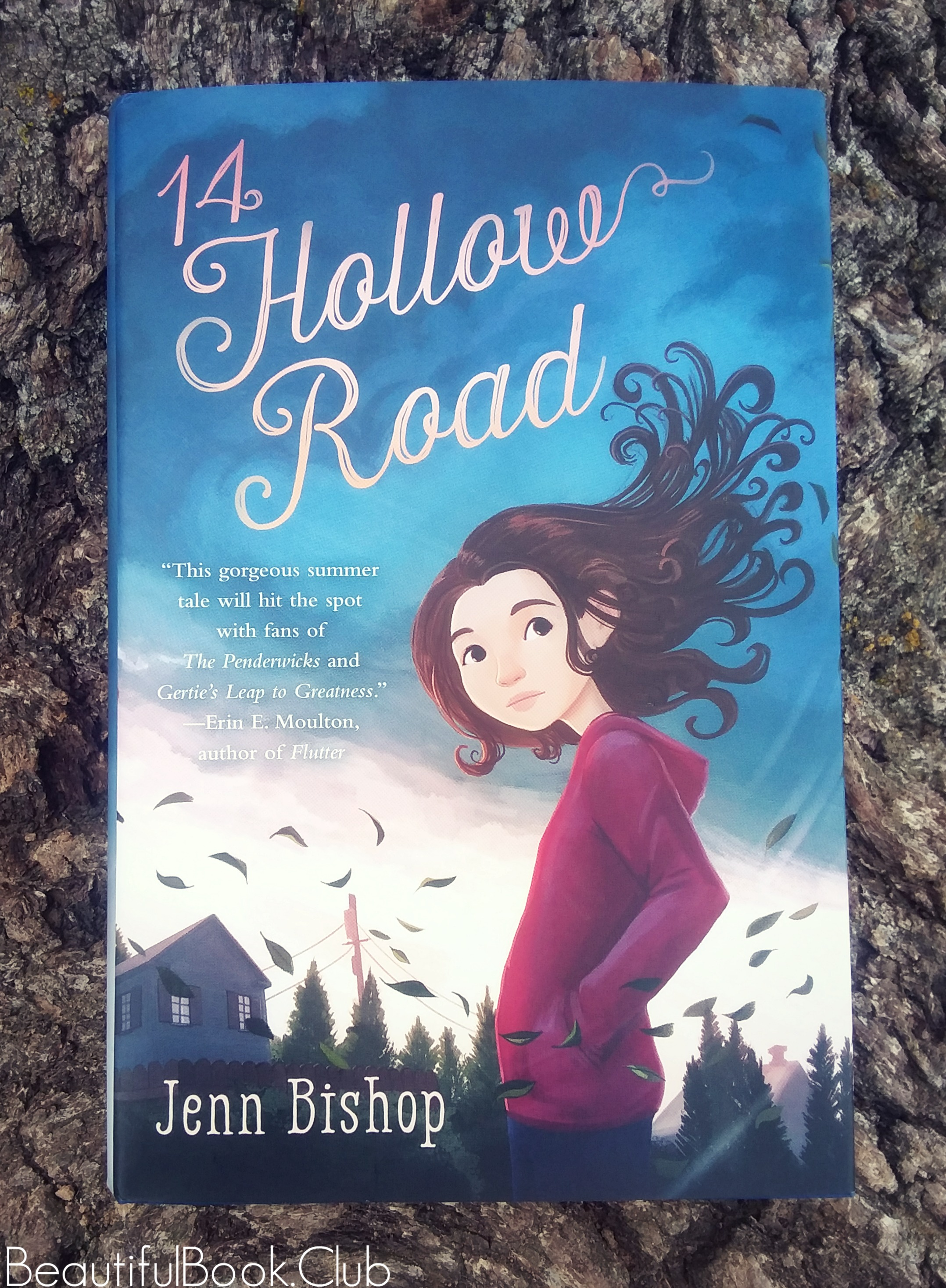 14 Hollow Road by Jenn Bishop front cover