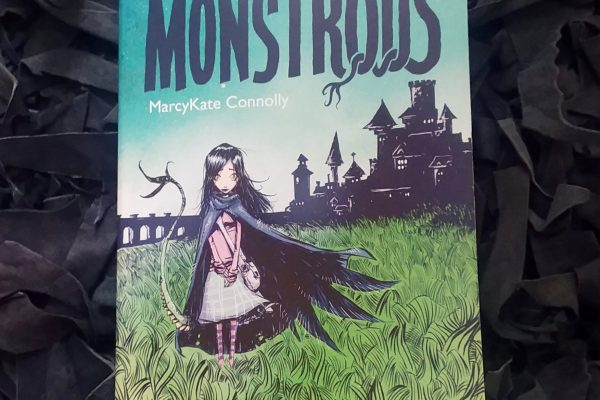 Monstrous by MarcyKate Connolly front cover