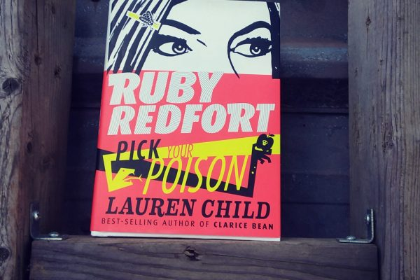Pick Your Poison by Lauren Child front cover