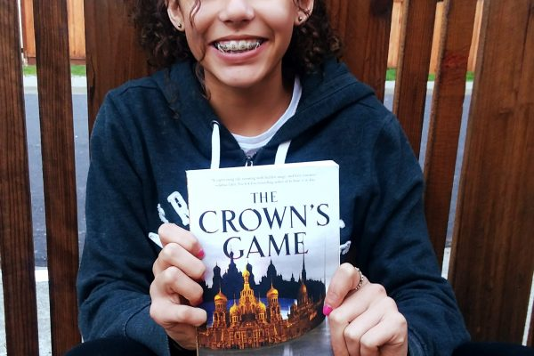 The Crown's Game by Evelyn Skye and me