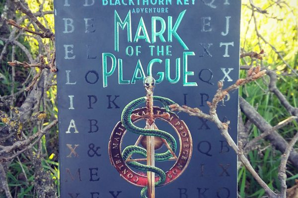 Mark of the Plague by Kevin Sands front cover
